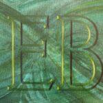 3-D Schriftmalerei, Studienarbeit HfBK Dresden