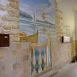 """ca 3,90 hoch und 5,50m breit, Idee - Hauseigentümer, Entwurf - """"die Farbküche"""""""